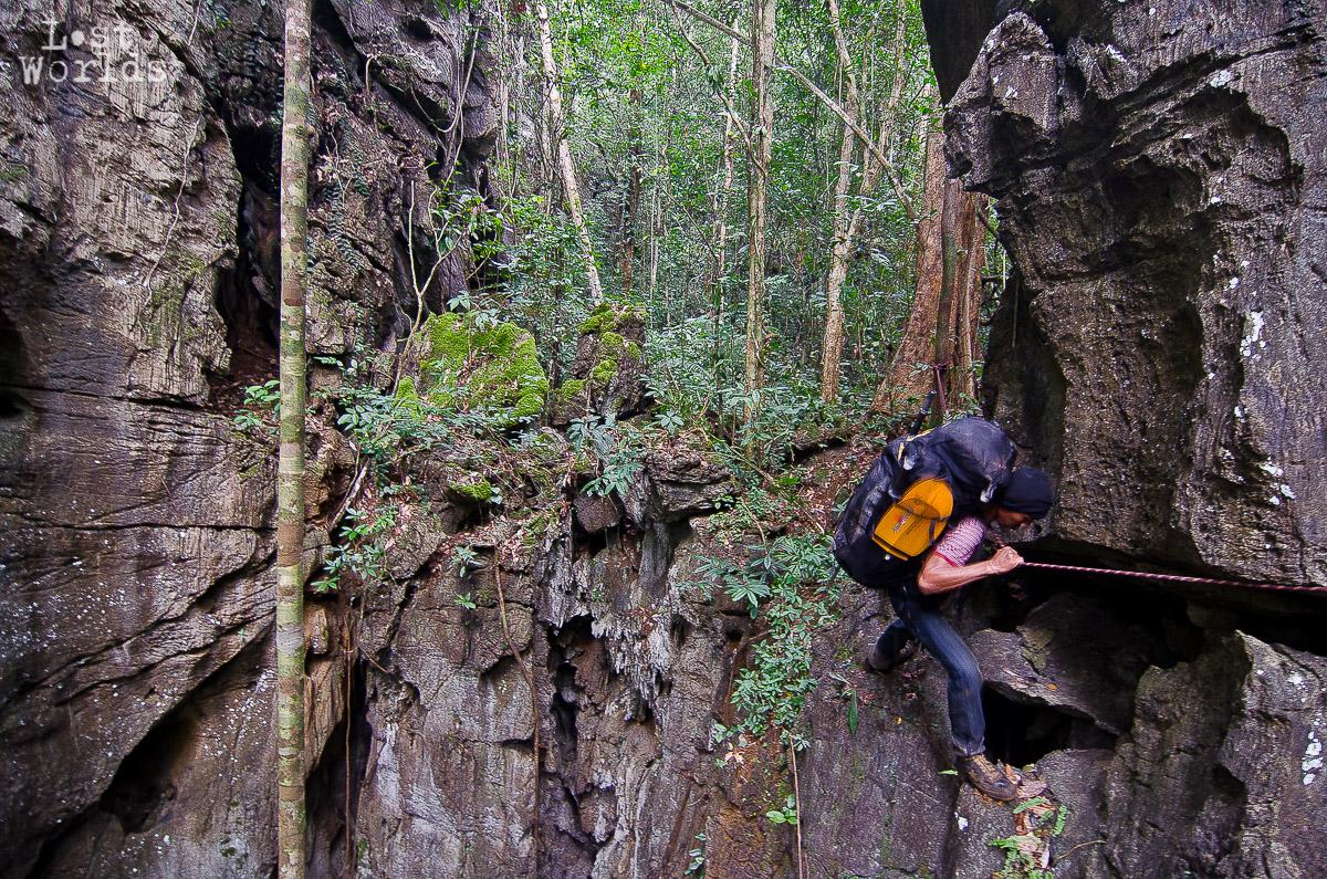 l'expédition Matarombeo 2014