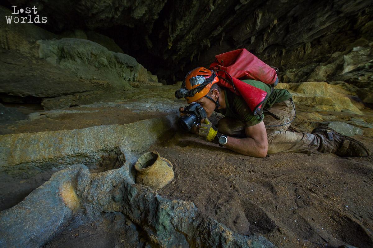 Les trésors archéologiques du Matarombéo